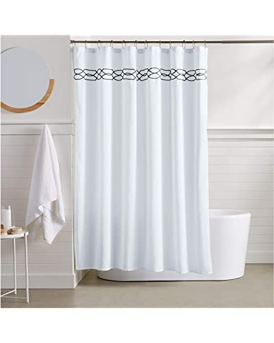 Bathroom Curtains Amazon Com