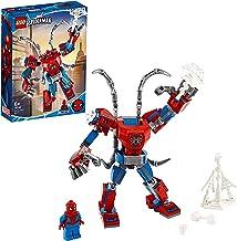 LEGO 76146 MarvelSuperHeroes LeRobotdeSpider-Man, Figurine de Combat pour Enfants de 6 Ans et Plus