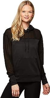 mesh hoodie workout