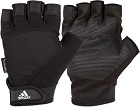 Adidas Unisex Adult Performance Gloves, Black, Medium
