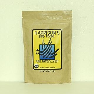 Harrison's Bird Foodハリソンフード ハイポテンシー マッシュ454g