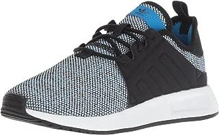 adidas Originals Unisex X_PLR Running Shoe, Bright Blue/Black/White, 4.5 M US Big Kid