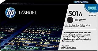 Best HP 501A | Q6470A | Toner Cartridge | Black Review