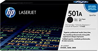 HP 501A | Q6470A | Toner Cartridge | Black