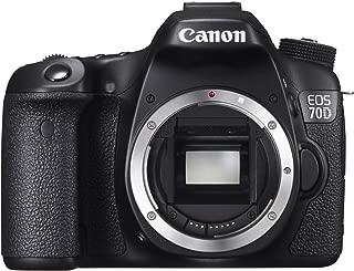 Canon EOS 70D Digital SLR Camera (Body Only)