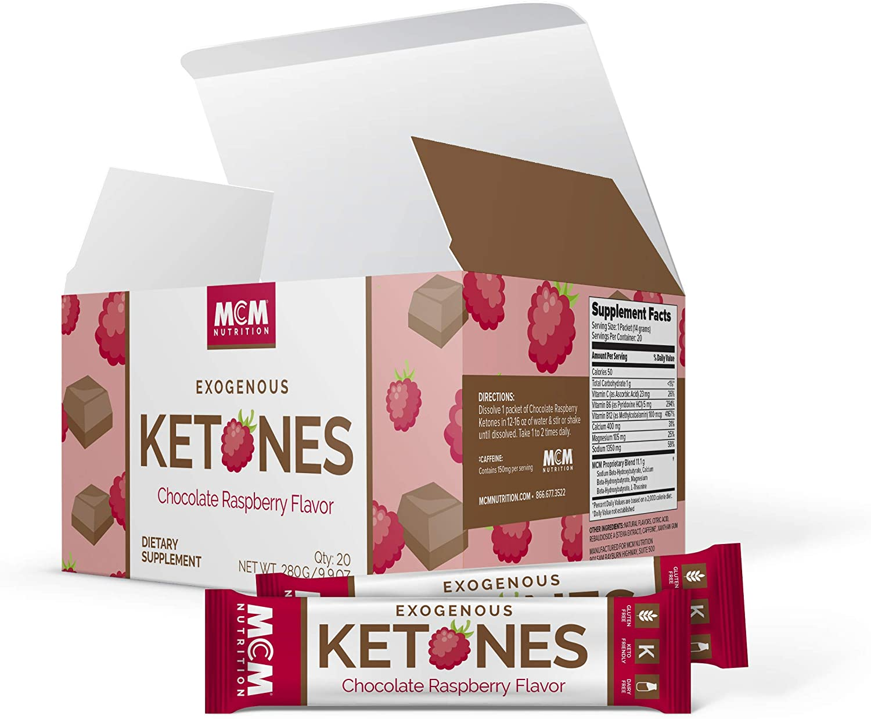 Exogenous Ketones Powder BHB Chocolate Mail order cheap Dr Omaha Mall Ketone - Raspberry