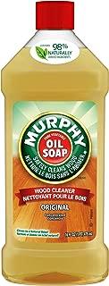 Murphy's Oil Soap Original Wood Cleaner - 16 Fluid Ounce (9 Count)