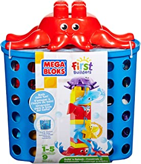 Mega Bloks First Builders Build N' Splash