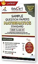 Educart CBSE Class 10 Maths 'Standard' Sample Question Papers 2021 (As Per 9th Oct CBSE Sample Paper)