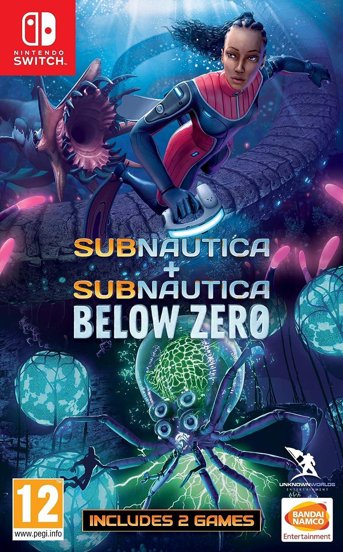 Subnautica + Below Zero Superlatite Nintendo Pack Luxury goods Switch Double