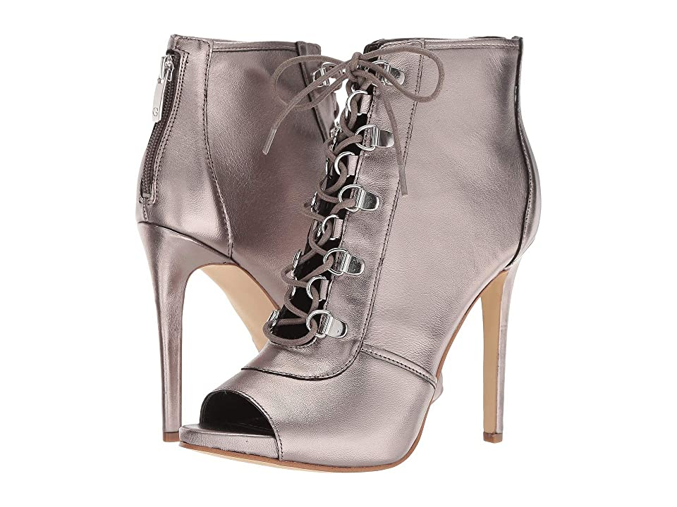 GUESS Alysa (Silver Leather) Women