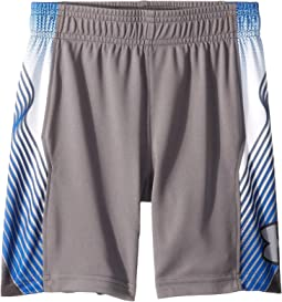 Space The Floor Shorts (Little Kids/Big Kids)