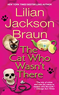 The Cat Who Wasn't There (Cat Who... Book 14)