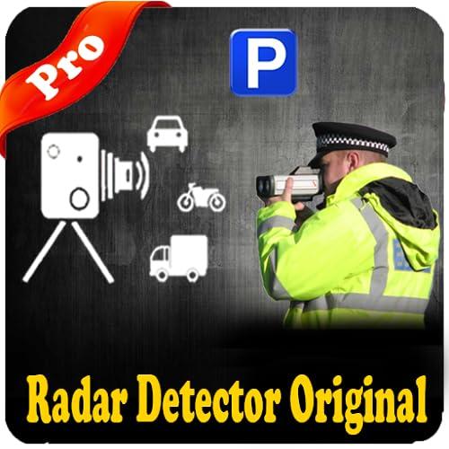 Pro Speed Camera Radar Detector