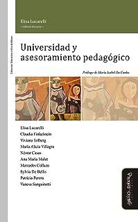 Universidad y asesoramiento pedagógico (Educación, crítica y debate nº 1) (Spanish Edition)