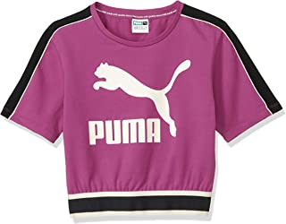 PUMA Women's Revolt Cropped TEE
