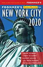 Frommer's EasyGuide to New York City 2020 (English Edition)