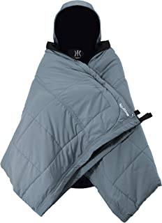 Kijaro Kubie Versatile, Multi Use Outdoor Product Configuring into a Hammock, Sleeping Bag, Poncho, Blanket, Shade Canopy for Camping, Travel, and Sideline Sport Games