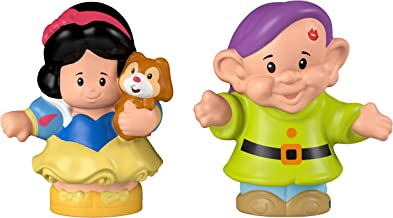 Fisher-Price Little People, Disney Princess, Snow White and Dopeys