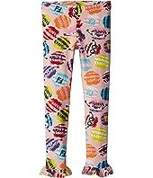 Fendi Kids - Fur Monster Print Leggings (Toddler)