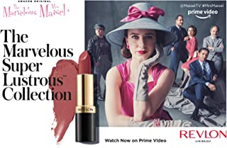 Best revlon super lustrous lipstick wine with everything Reviews