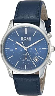 Hugo Boss Time One Mens Quartz Watch