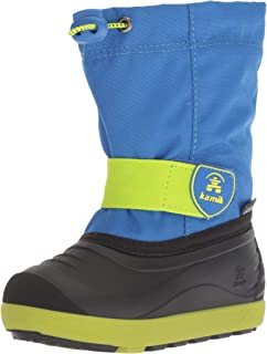 Kamik Kids' Jetwp Snow Boot