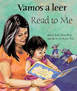 Vamos a leer/ Read To Me (Spanish/English) (Spanish and English Edition)