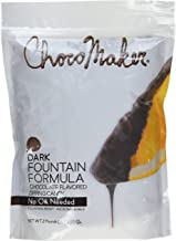 ChocoMaker Dark Chocolate Flavored Fountain Formula Dipping Candy, 32 Oz (2 lbs Bag)