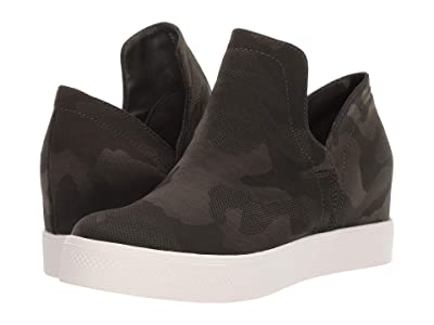 Steve Madden Wrangle Sneaker (Camoflage) Women
