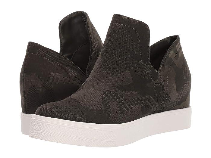 Steve Madden  Wrangle Sneaker (Camoflage) Womens  Shoes