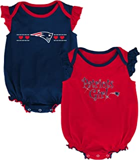 Outerstuff NFL Baby-Girls Newborn & Infant Homecoming Bodysuit Combo Pack