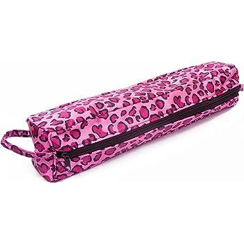 Ion Originals - Bolsa de almacenamiento compatible ghd, cloud nine, ella, fhi, resistente al calor (pink leopard) hair enderezadoras: Amazon.es: Equipaje