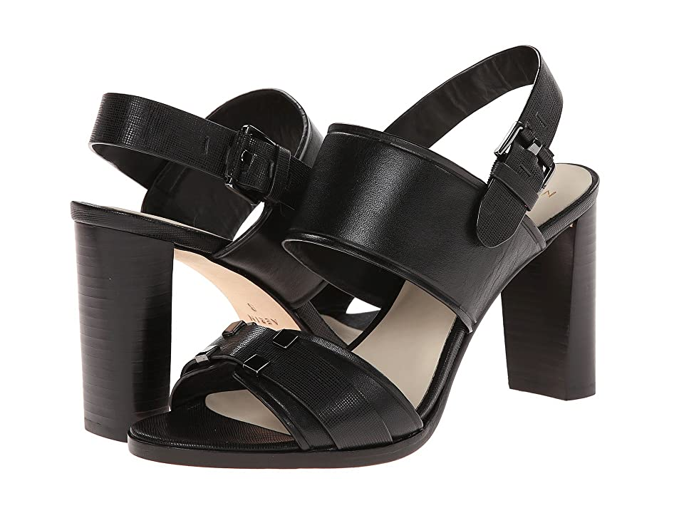 Image of Aerin Gigi (Black Saffiano/Calf) High Heels