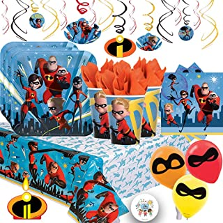 Best the incredibles party supplies Reviews