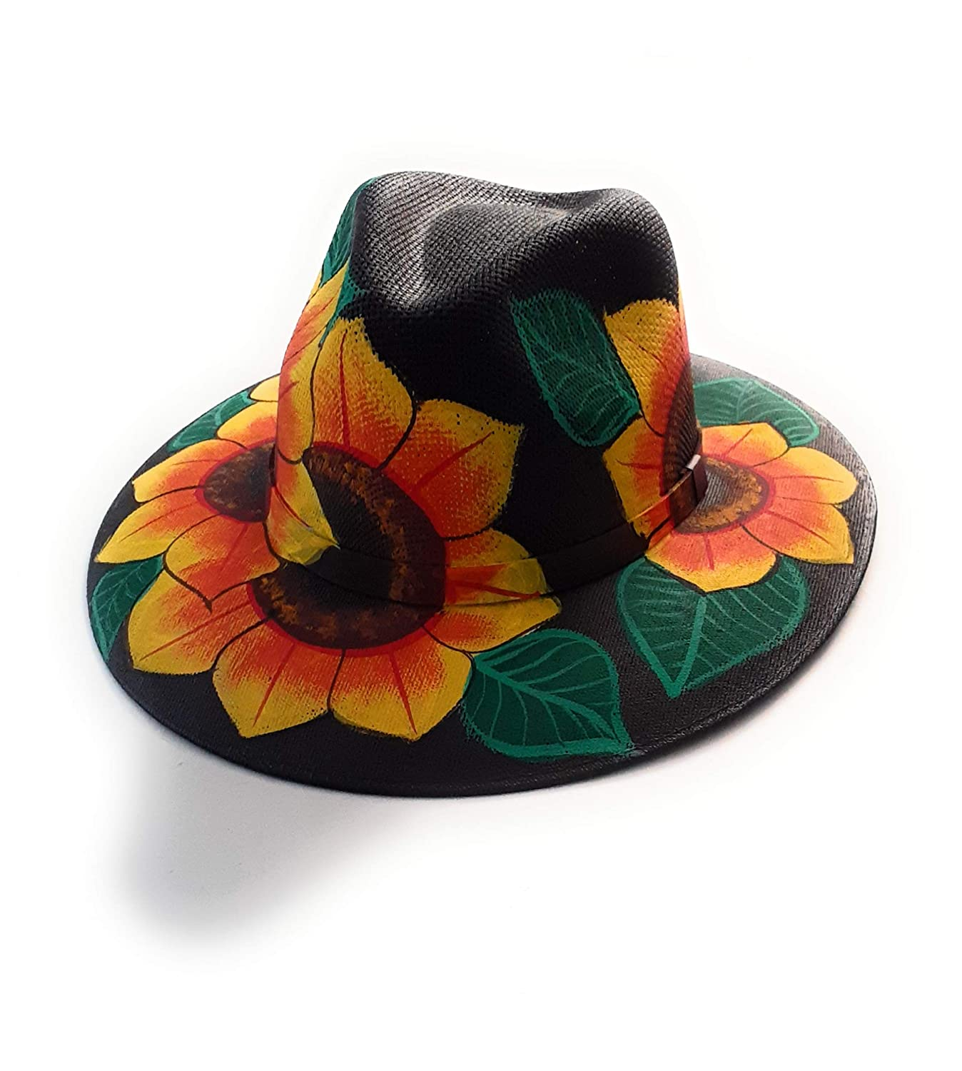 Mexican Indianapolis Mall Handpainted Hat Max 80% OFF Oaxacan sombre Painted Hat.