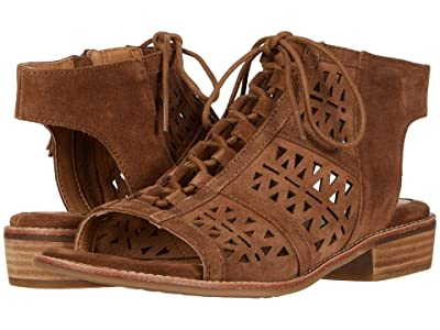 Sofft Nora (Light Brown Cow Suede) Women