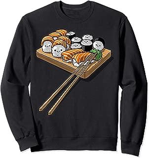 Sushi Cute Sweatshirt Funny graphic design
