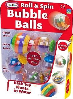 Fun Time 55396 Bubble Balls, Multi-Colored