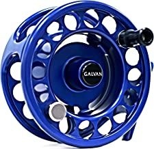 Galvan Rush Light Reel (Blue, 8)