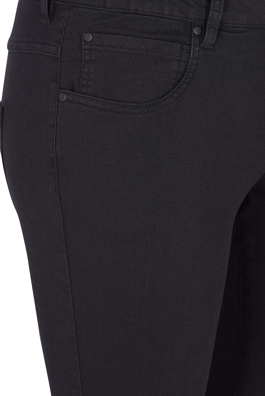 Zizzi Gro/ße Gr/ö/ßen Damen Super Slim Amy Jeans mit hoher Taille Gr 42-56