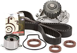 Evergreen TBK247WPT Fits 94-01 Acura Integra GSR Type-R VTEC 1.8 DOHC B18C1 B18C5 Timing Belt Kit Water Pump
