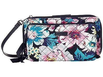 Vera Bradley Deluxe All Together Crossbody (Garden Grove) Cross Body Handbags