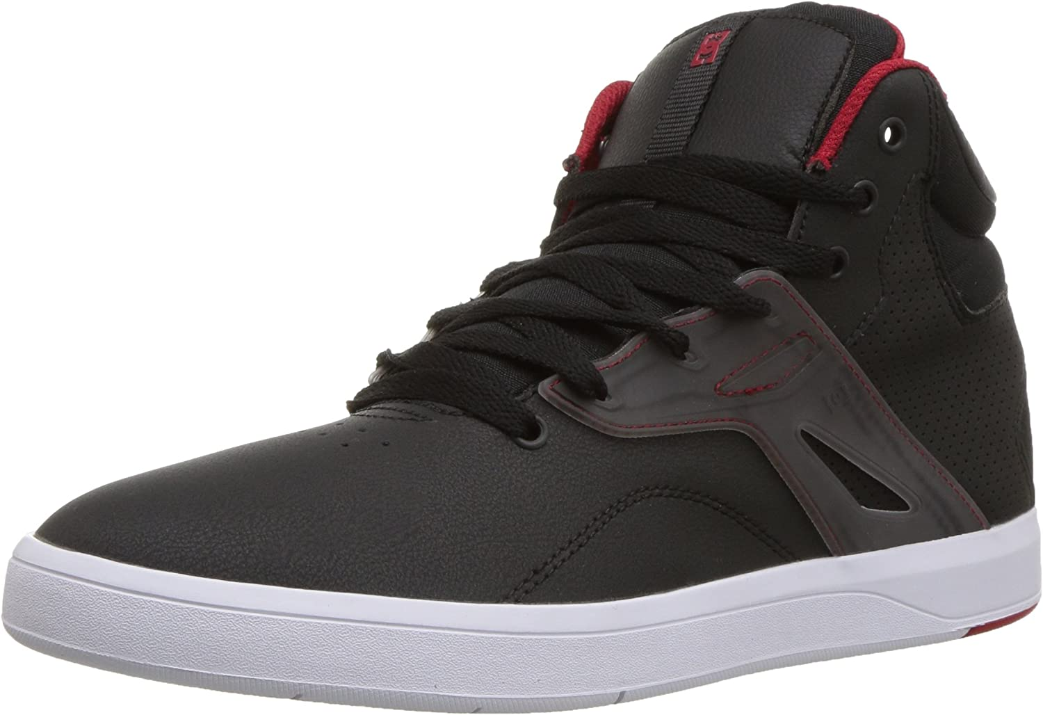 DC Mens ADYS100410 Frequency High Black White