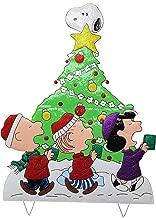 charlie brown christmas caroling