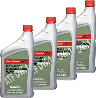 Honda FBA_08200-9008 08200-9008 Automatic Transmission Fluid, 4 Pack
