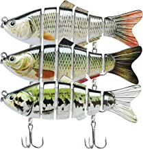 Best fishing jointed swimbaits Reviews