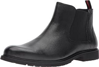 Zanzara Callow Casual Riding Ankle Chelsea Boots Men