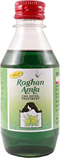 Rex Roghan Amla for Extra Hair Treatment, 200ml - Pack of 3