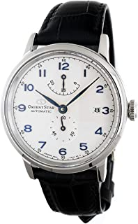 Orient Star - Heritage Gothic Power Reserve Reloj de vestir pequeños segundos RE-AW0004S